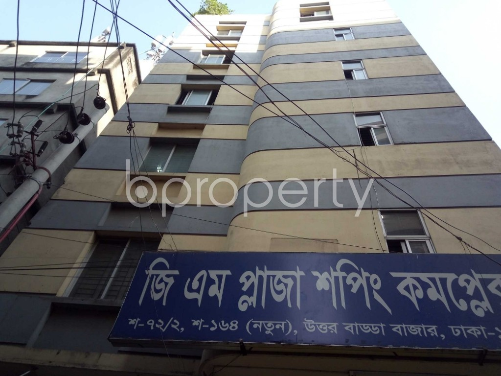 Front view - Office to Rent in Badda, Dhaka - 1957953