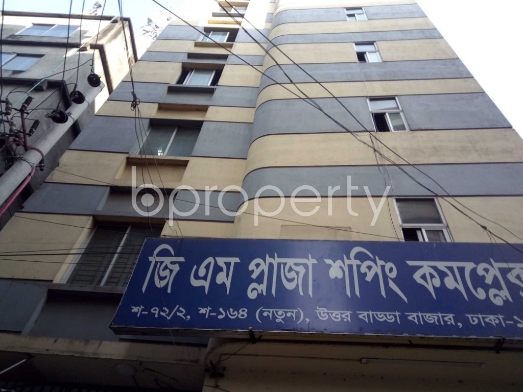 Front view - Office to Rent in Badda, Dhaka - 1957954