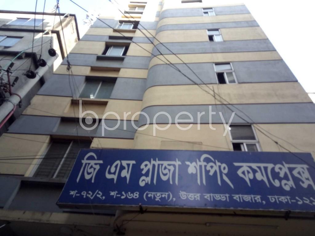 Front view - Office to Rent in Badda, Dhaka - 1957956