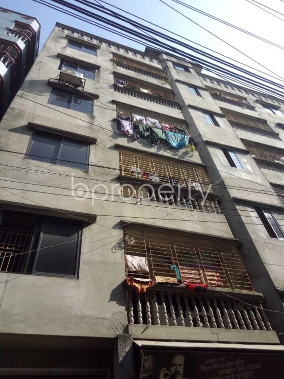 Front view - 2 Bed Apartment to Rent in Badda, Dhaka - 1958044