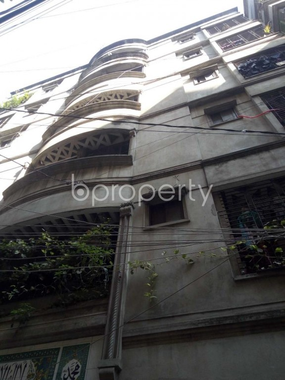 Front view - 2 Bed Apartment to Rent in Badda, Dhaka - 1958054