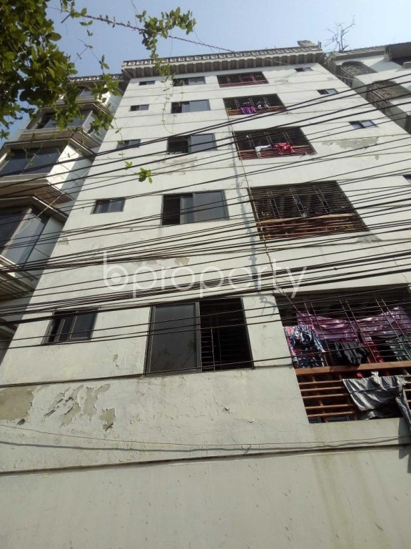 Outside view - 2 Bed Apartment to Rent in Badda, Dhaka - 1958068