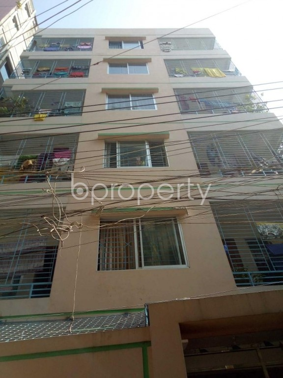 Front view - 2 Bed Apartment to Rent in Badda, Dhaka - 1958072