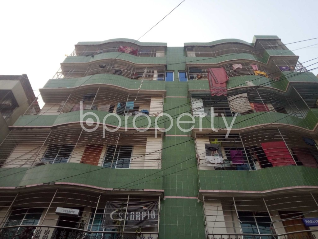 Outside view - 3 Bed Apartment to Rent in Banani, Dhaka - 1958096