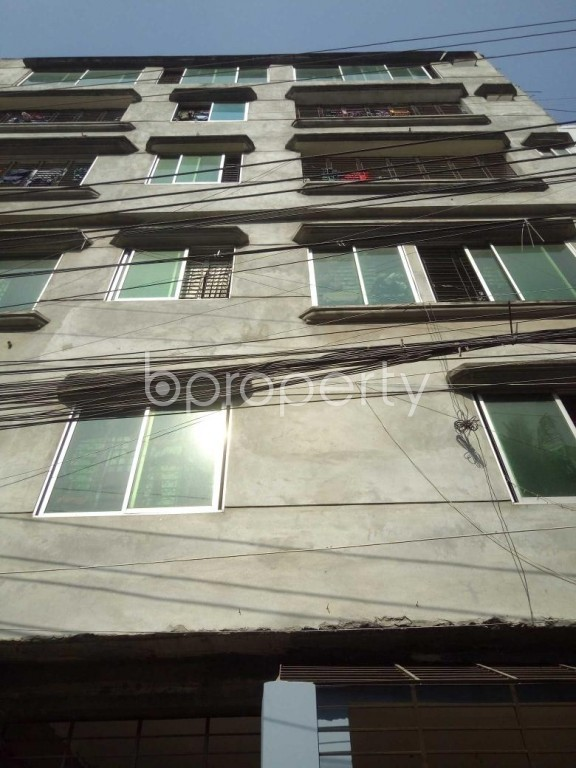 Front view - Office to Rent in Badda, Dhaka - 1958099