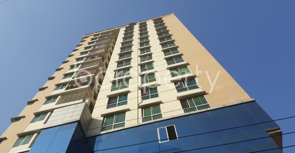 Outside view - 3 Bed Apartment to Rent in Kathalbagan, Dhaka - 1958342