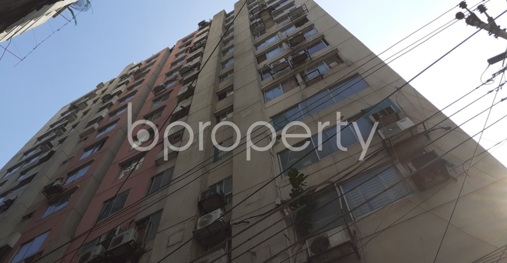 Outside view - 3 Bed Apartment to Rent in Kathalbagan, Dhaka - 1958349