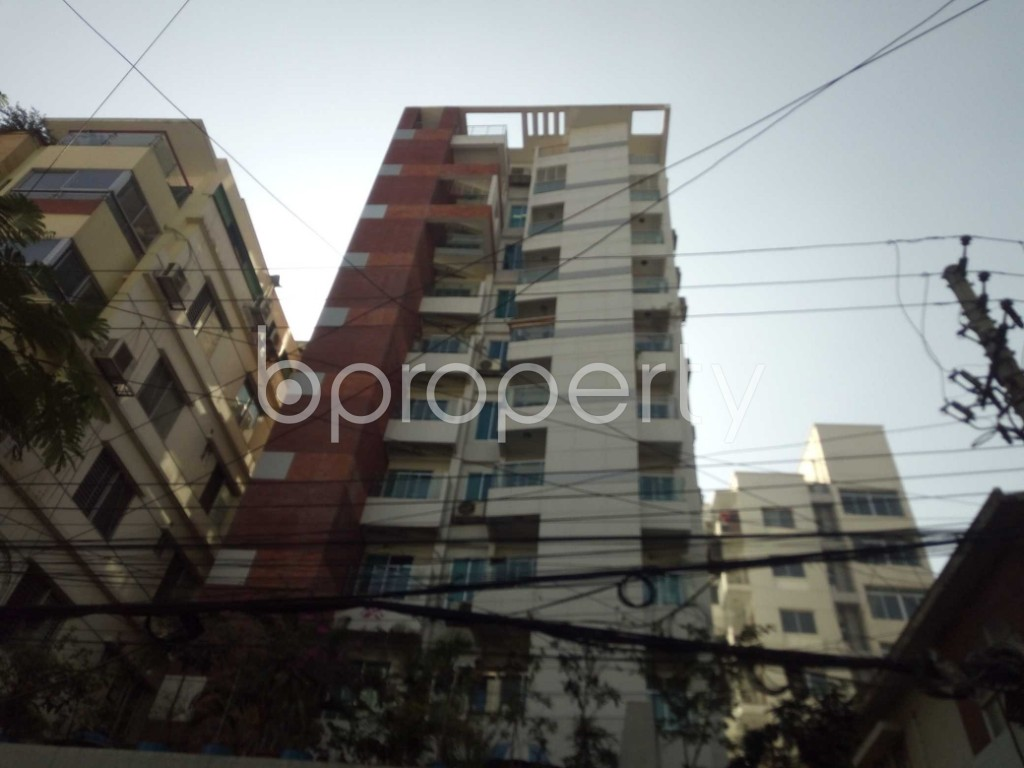 Outside view - 3 Bed Apartment to Rent in Banani, Dhaka - 1958505