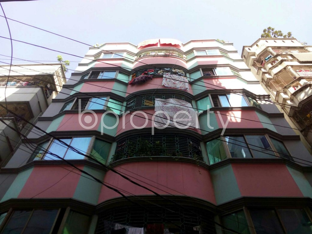 Front view - 2 Bed Apartment to Rent in Badda, Dhaka - 1958524