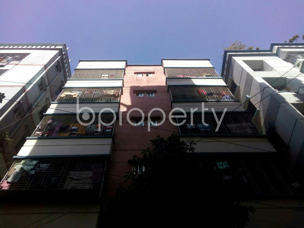 Front view - 2 Bed Apartment to Rent in Badda, Dhaka - 1958583