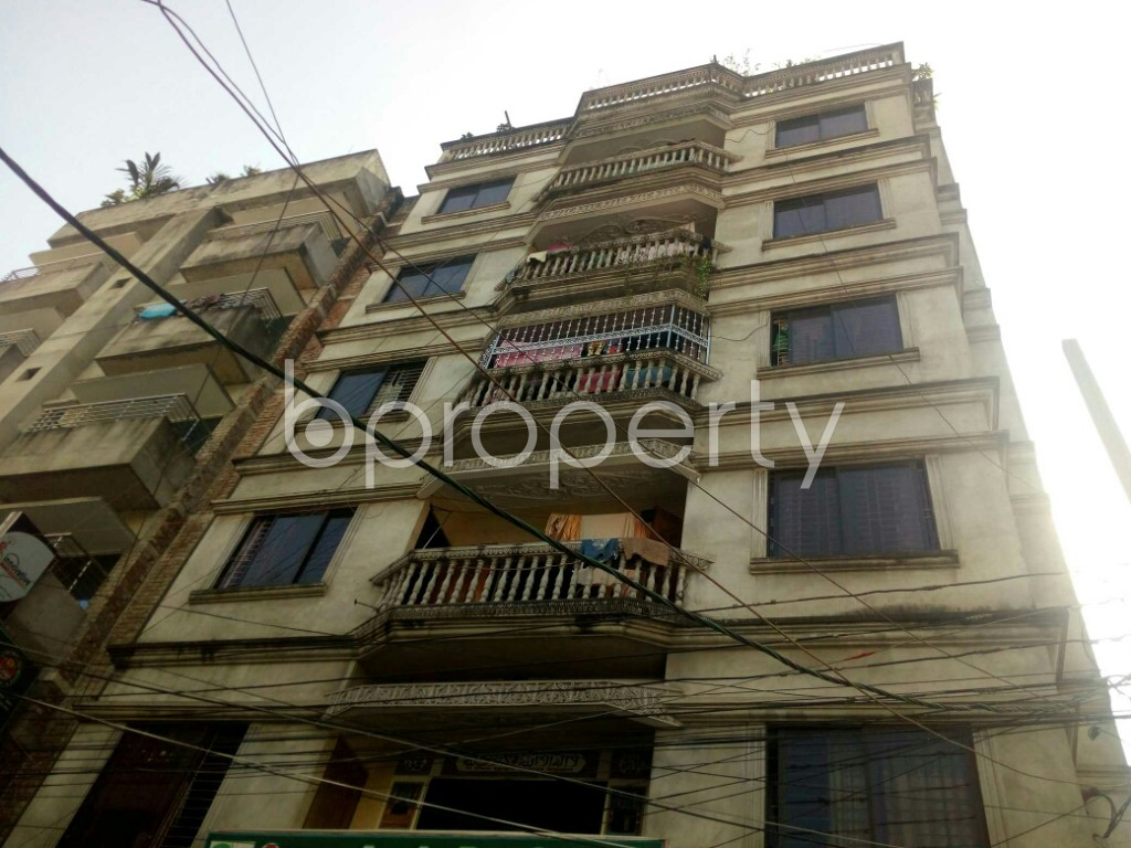 Front view - 2 Bed Apartment to Rent in Badda, Dhaka - 1958587