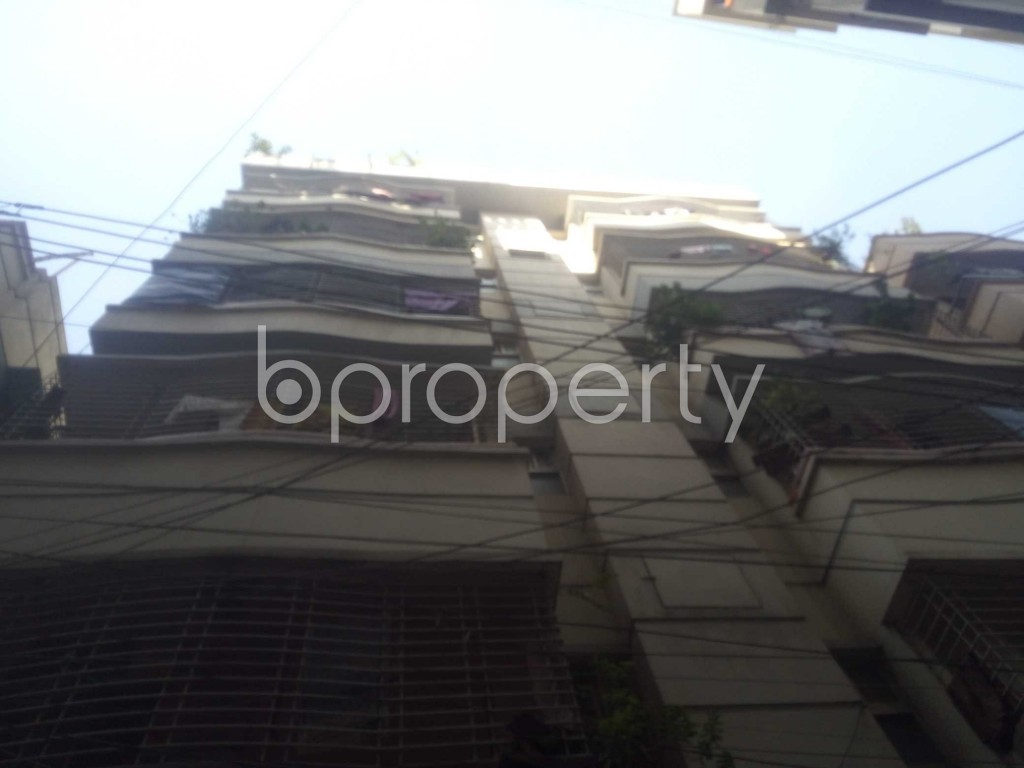 Outside view - 2 Bed Apartment to Rent in Badda, Dhaka - 1958590