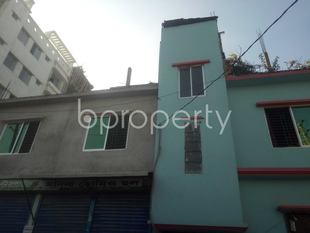 Outside view - 2 Bed Apartment to Rent in Badda, Dhaka - 1958706