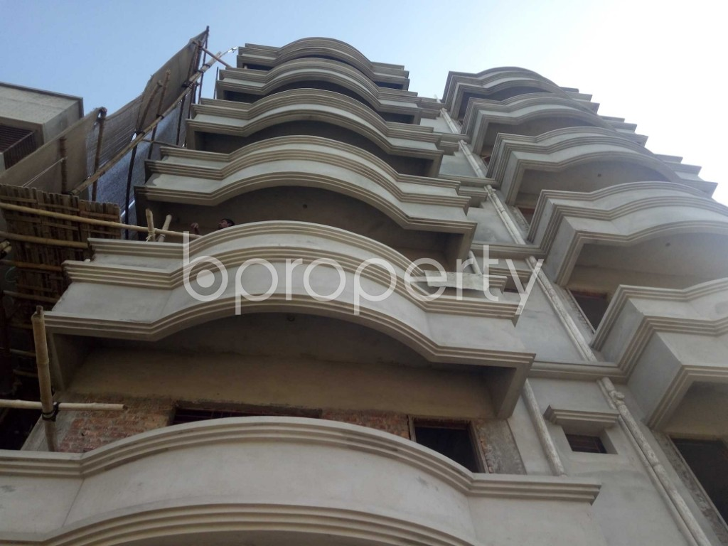 Front view - 2 Bed Apartment to Rent in Badda, Dhaka - 1958754