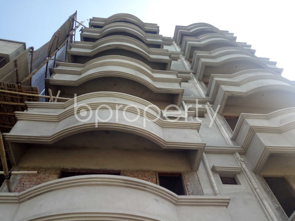Front view - 2 Bed Apartment to Rent in Badda, Dhaka - 1958766