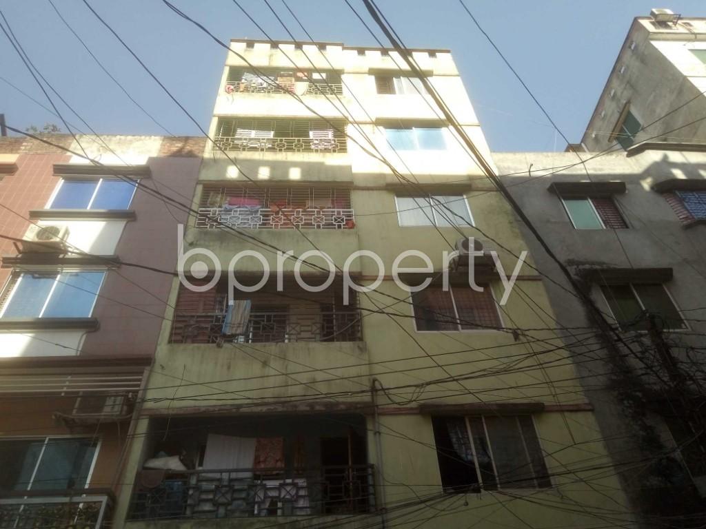 Front view - 2 Bed Apartment for Sale in Mirpur, Dhaka - 1958785