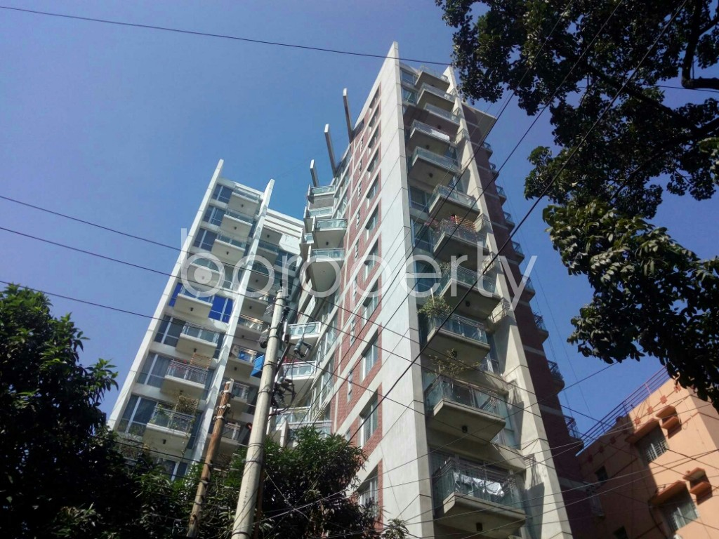 Outside view - 3 Bed Apartment to Rent in Banani, Dhaka - 1958931