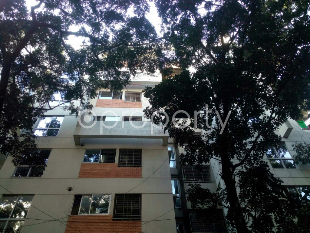 Outside view - 3 Bed Apartment for Sale in Banani, Dhaka - 1958932