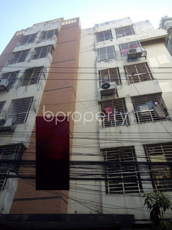 Front view - 3 Bed Apartment to Rent in Badda, Dhaka - 1958938