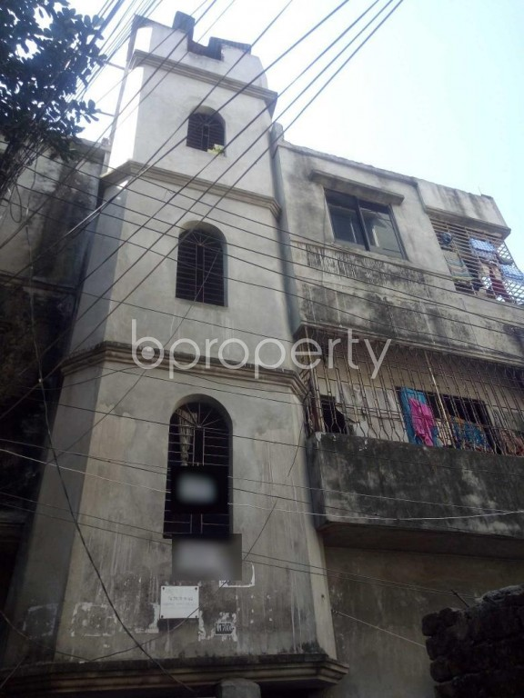 Front view - 2 Bed Apartment to Rent in Badda, Dhaka - 1958944