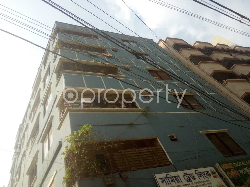 Outside view - 2 Bed Apartment to Rent in Badda, Dhaka - 1959336