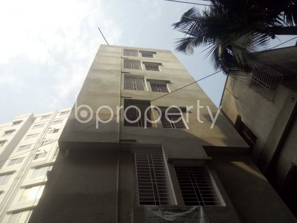 Front view - 2 Bed Apartment to Rent in Badda, Dhaka - 1959337