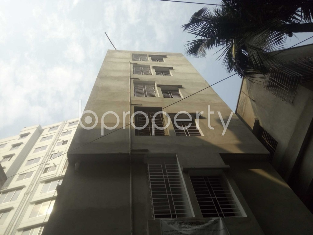 Front view - 2 Bed Apartment to Rent in Badda, Dhaka - 1959339