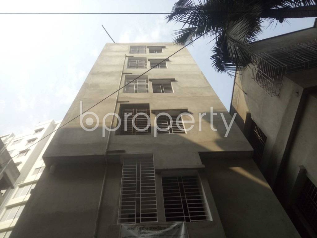 Front view - 2 Bed Apartment to Rent in Badda, Dhaka - 1959342