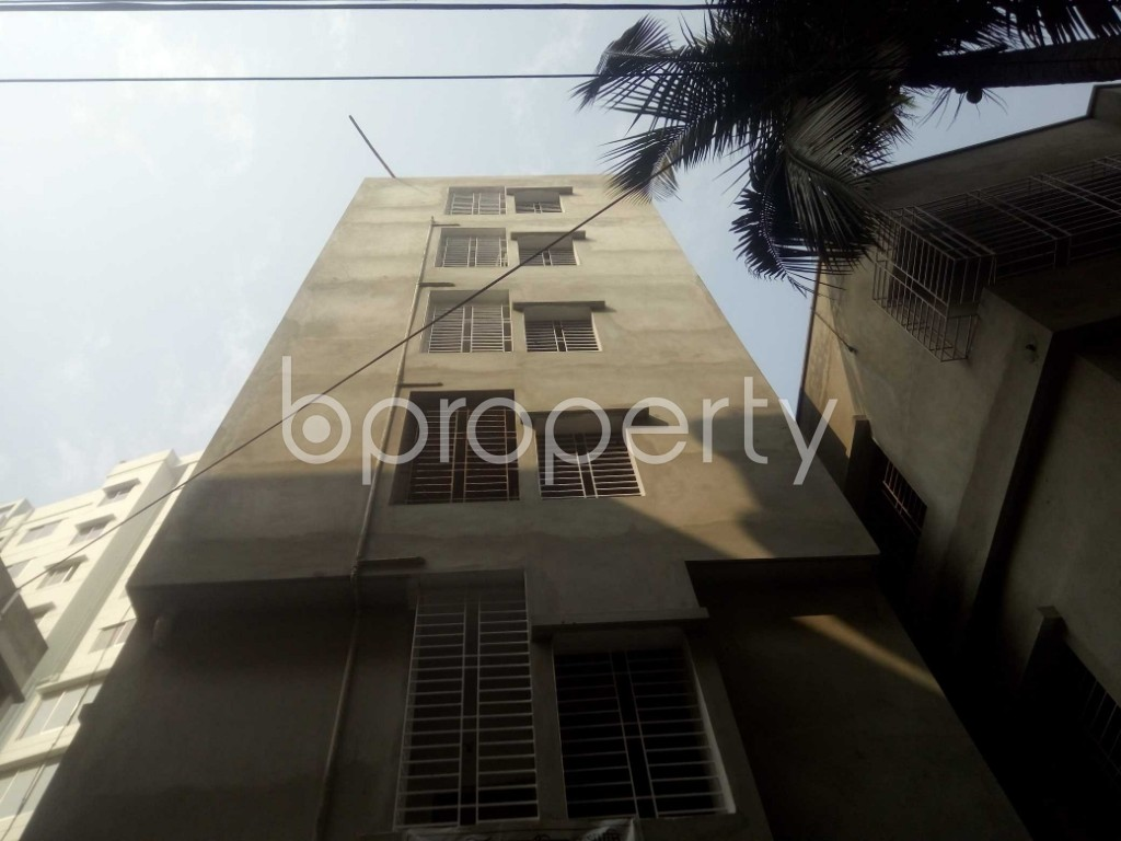 Front view - 2 Bed Apartment to Rent in Badda, Dhaka - 1959343