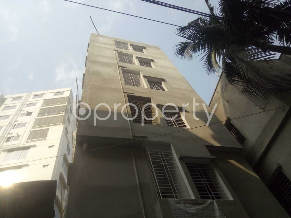 Front view - 2 Bed Apartment to Rent in Badda, Dhaka - 1959344
