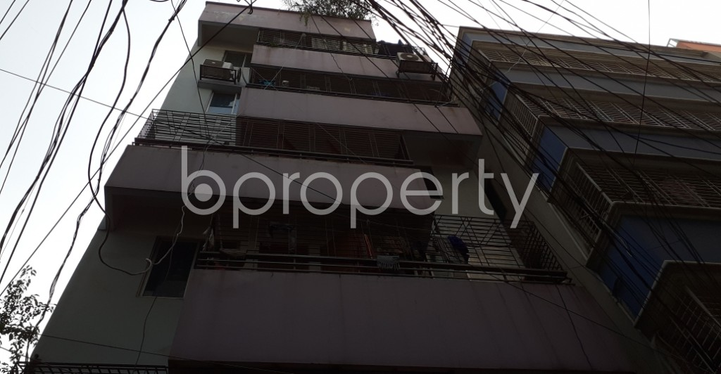 Outside view - 3 Bed Apartment to Rent in Kathalbagan, Dhaka - 1959477