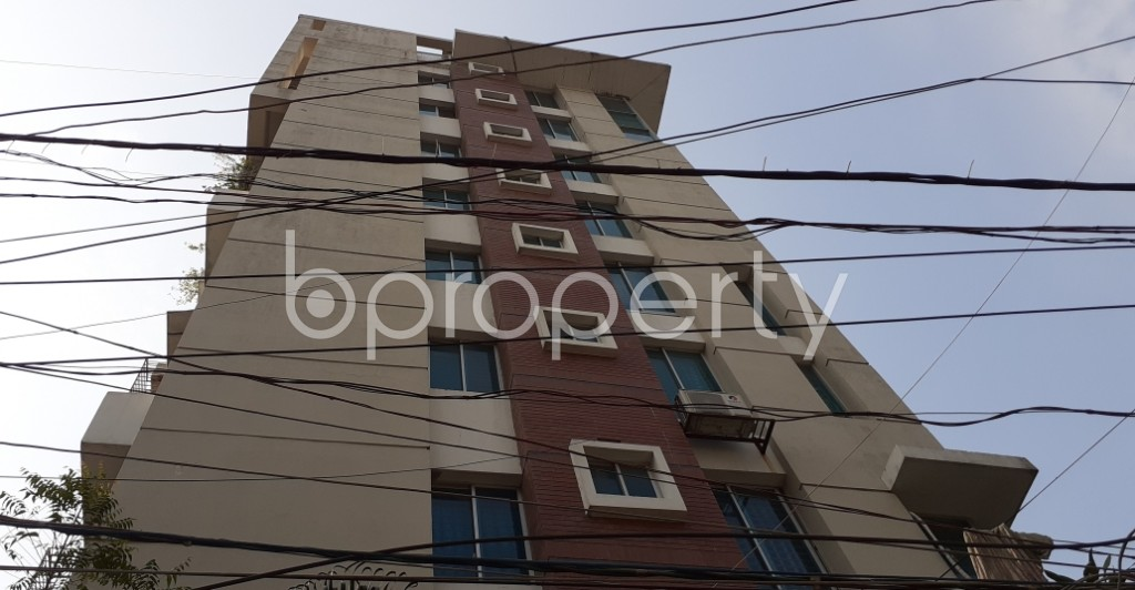 Outside view - 3 Bed Apartment to Rent in Kathalbagan, Dhaka - 1959522