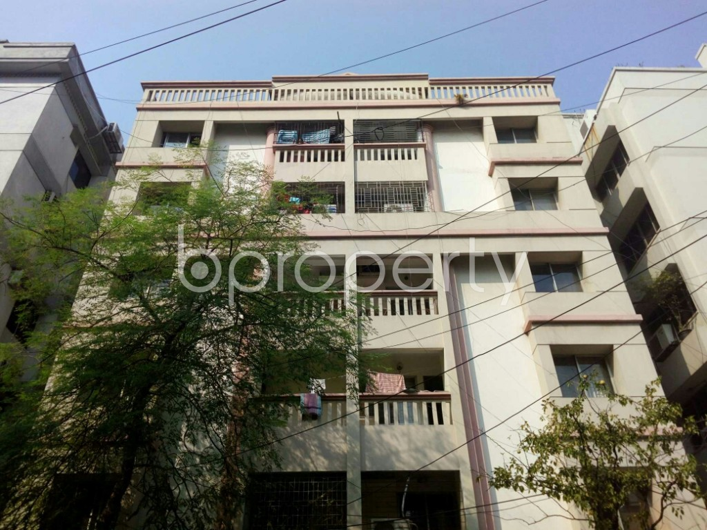 Outside view - 3 Bed Apartment for Sale in Banani, Dhaka - 1959628