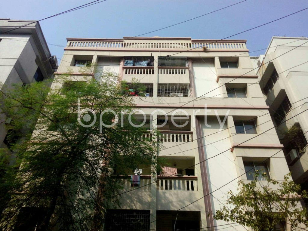 Outside view - 3 Bed Apartment for Sale in Banani, Dhaka - 1959629