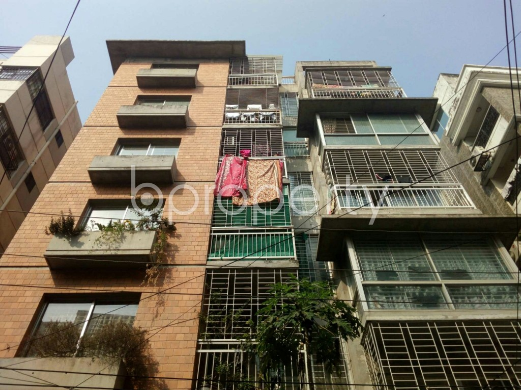 Outside view - 3 Bed Apartment to Rent in Banani, Dhaka - 1959631