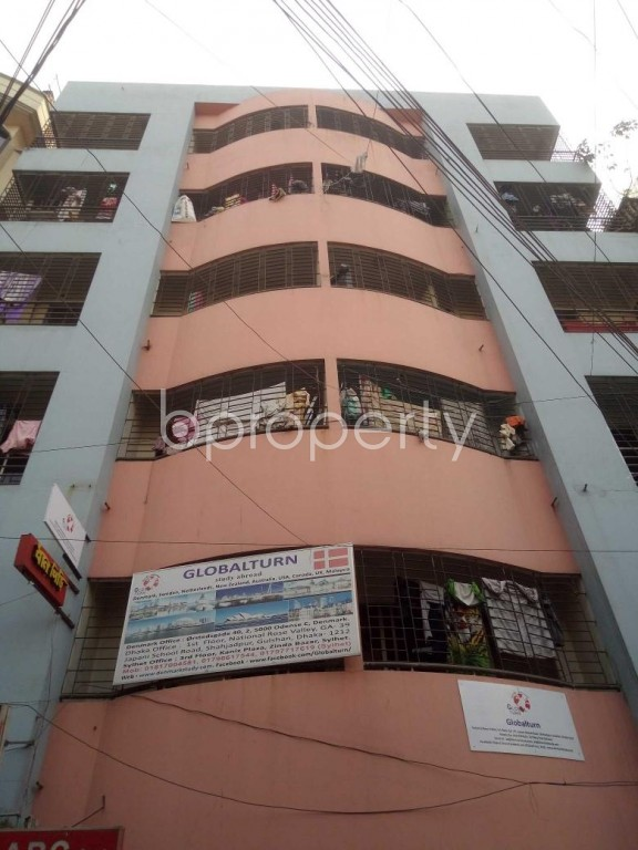 Front view - Office to Rent in Badda, Dhaka - 1959830