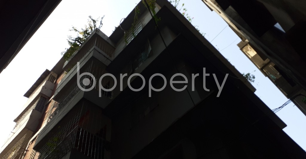 Outside view - 2 Bed Apartment to Rent in Kalabagan, Dhaka - 1959924