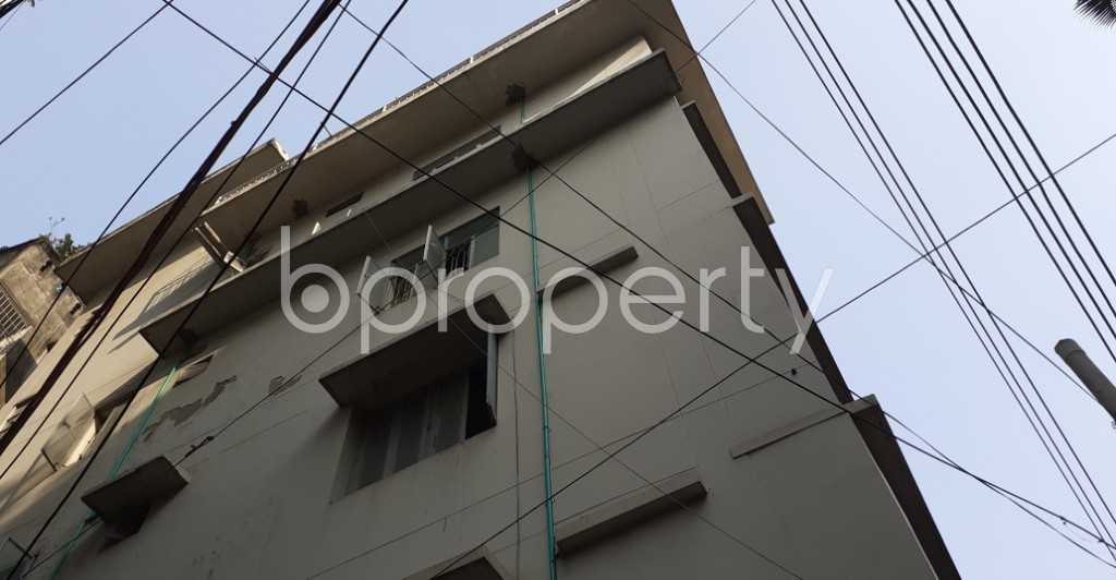 Outside view - 3 Bed Apartment to Rent in Kalabagan, Dhaka - 1959925