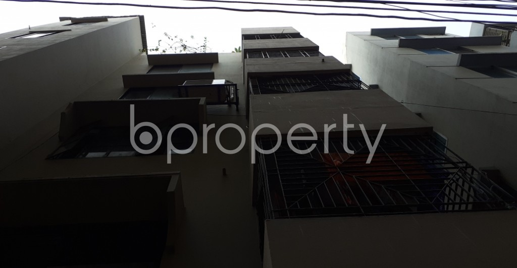 Outside view - 2 Bed Apartment to Rent in Kalabagan, Dhaka - 1959927