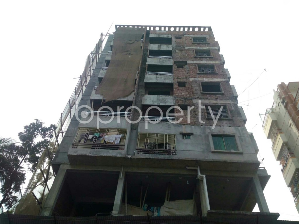 Front view - 3 Bed Apartment for Sale in Ashoktala, Cumilla - 1960157