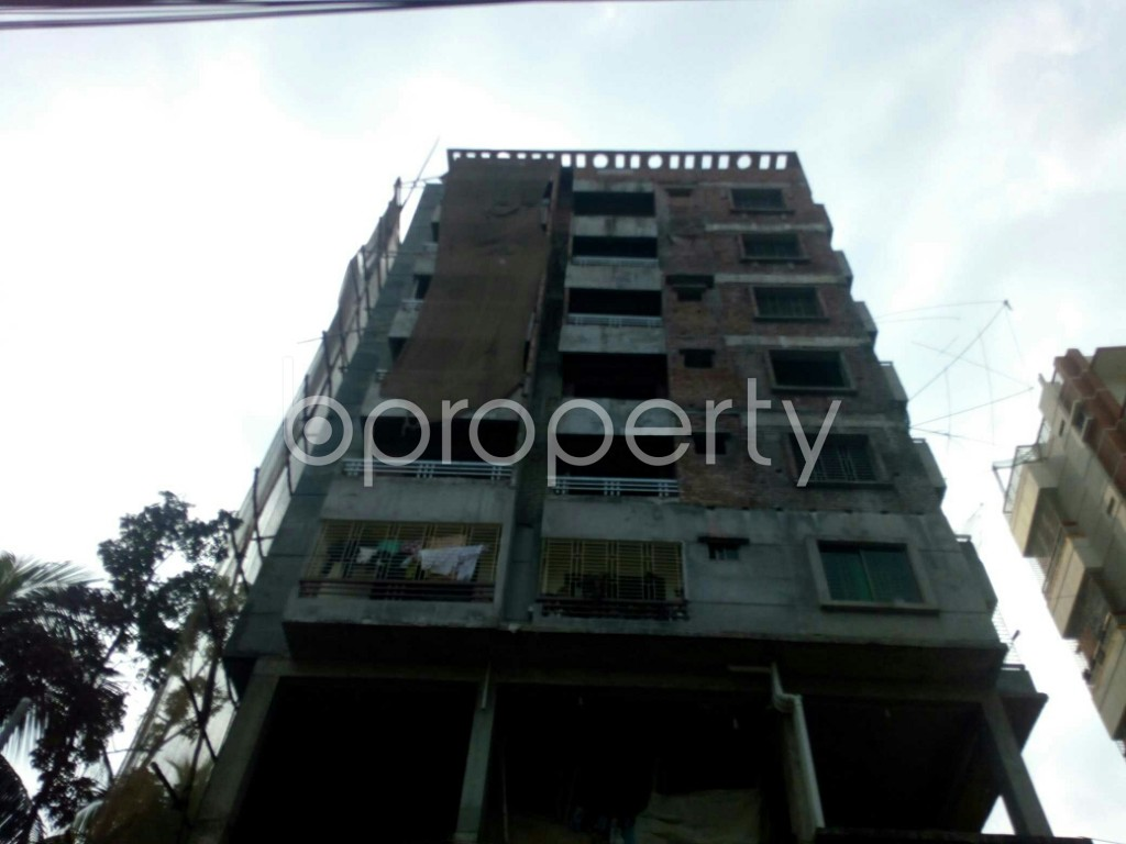 Front view - 3 Bed Apartment for Sale in Ashoktala, Cumilla - 1960159