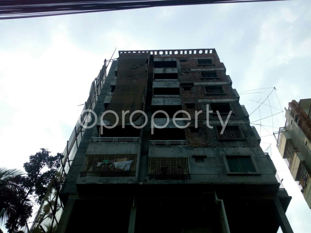 Front view - 3 Bed Apartment for Sale in Ashoktala, Cumilla - 1960160