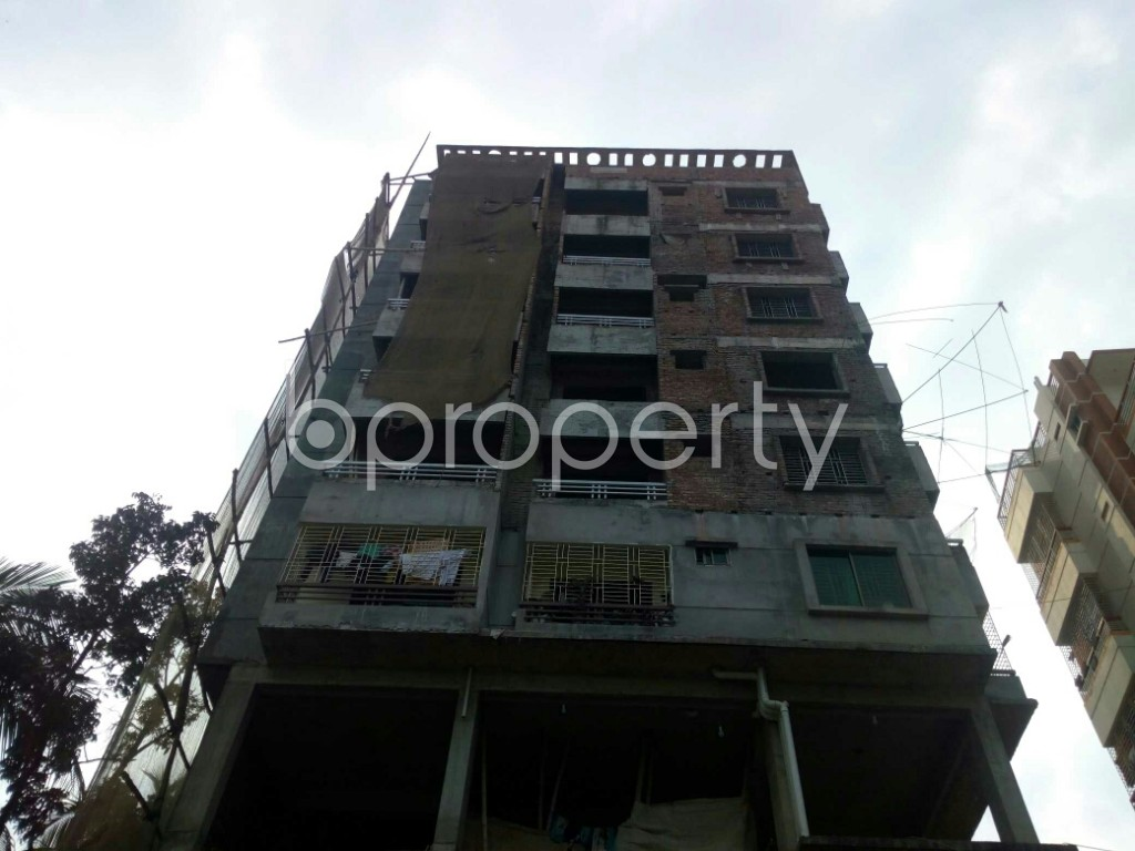 Front view - 3 Bed Apartment for Sale in Ashoktala, Cumilla - 1960161