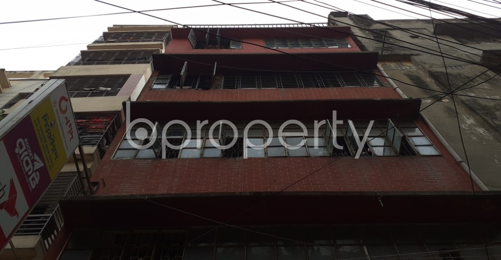 Front view - 2 Bed Apartment to Rent in New Market, Dhaka - 1960196
