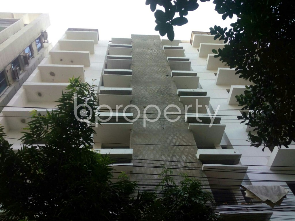 Front view - 3 Bed Apartment for Sale in Khulshi, Chattogram - 1960246
