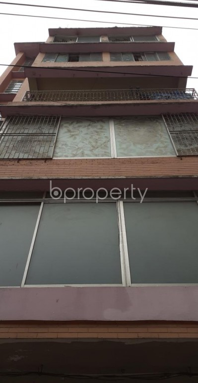 Front view - 2 Bed Apartment to Rent in New Market, Dhaka - 1960582