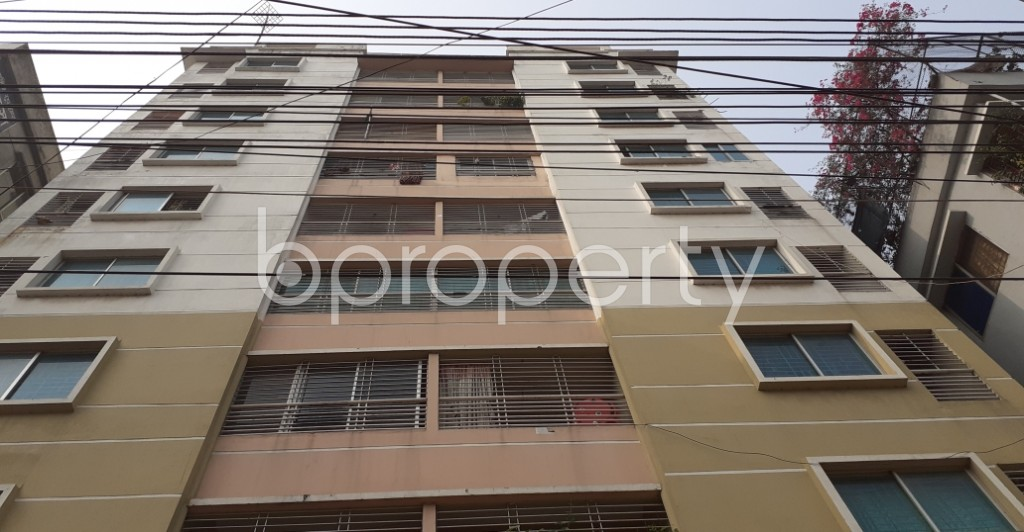 Front view - 2 Bed Apartment for Sale in Khilgaon, Dhaka - 1960673