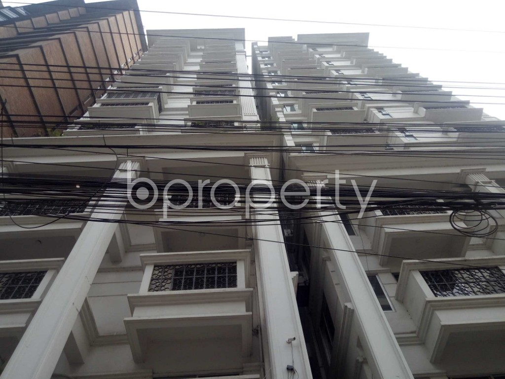 Outside view - 3 Bed Apartment for Sale in Eskaton, Dhaka - 1960733