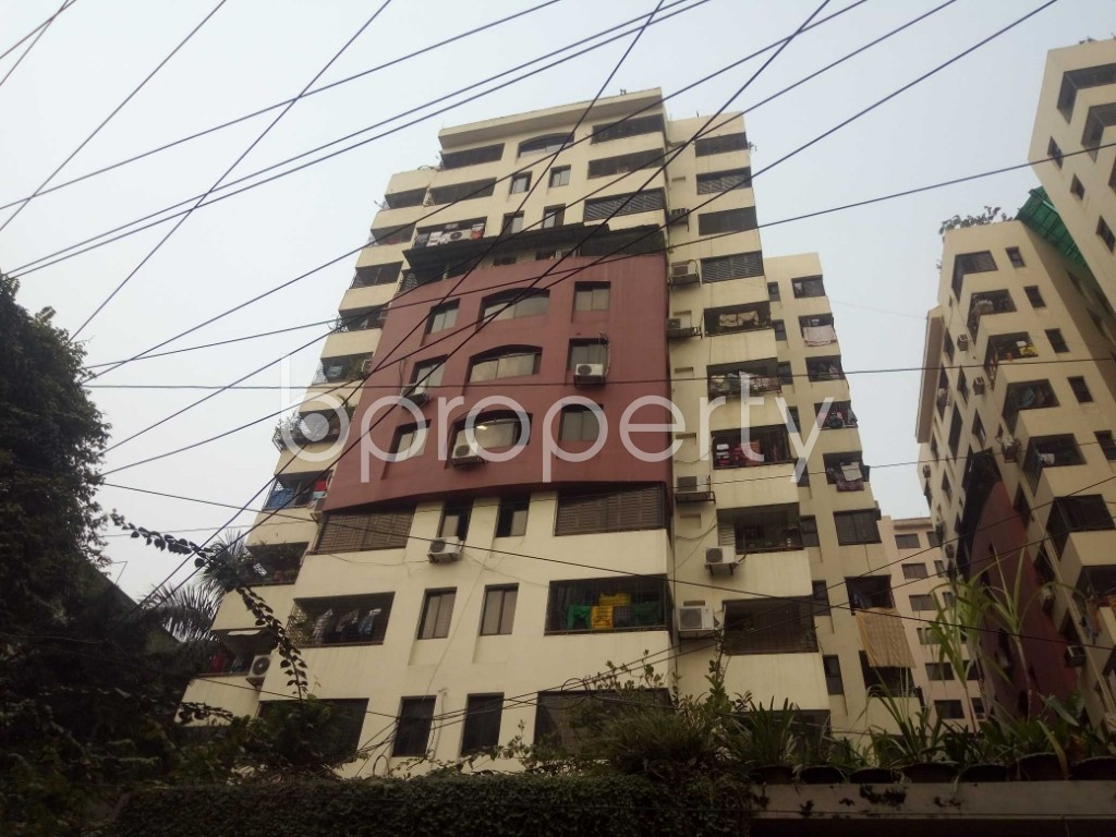 Outside view - 3 Bed Apartment for Sale in Eskaton, Dhaka - 1960734