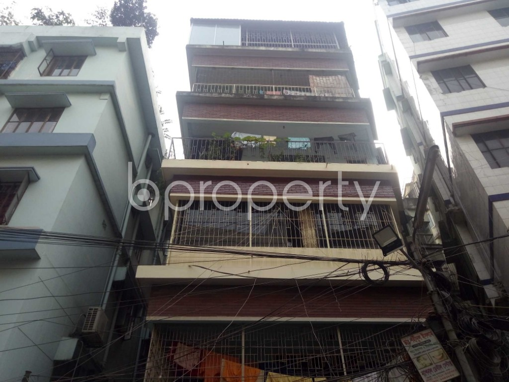 Outside view - 3 Bed Apartment for Sale in Eskaton, Dhaka - 1960735